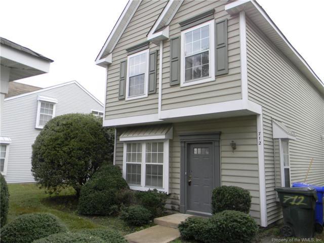 712 Casper Lane, Newport News, VA 23602 (MLS #1832995) :: RE/MAX Action Real Estate
