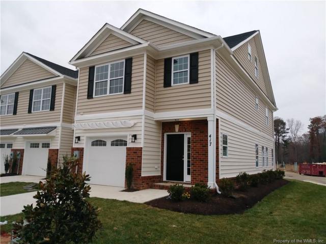 0000 Houseof Burgesses Way Mm Sarah, Williamsburg, VA 23185 (MLS #1833490) :: EXIT First Realty