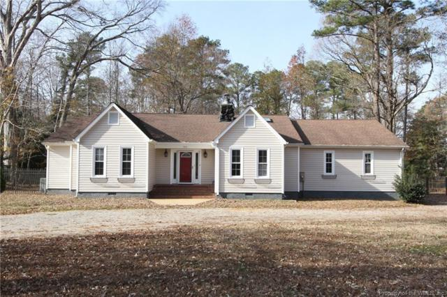 100 York Lane, Yorktown, VA 23692 (#1833525) :: Abbitt Realty Co.