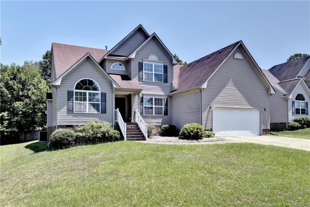5512 Scotts Pond Drive, Williamsburg, VA 23188 (MLS #1900883) :: Howard Hanna