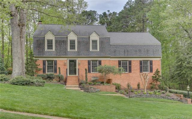 103 Oak Ridge Court, Williamsburg, VA 23188 (#1901477) :: Abbitt Realty Co.