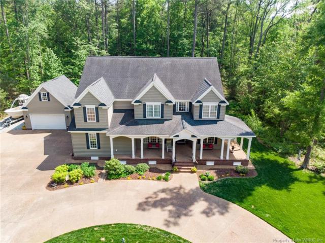 400 Claxton Creek Road, Seaford, VA 23696 (MLS #1901817) :: Chantel Ray Real Estate