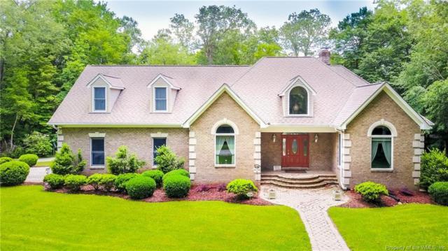 1915 & 1917 Carter Road, Lanexa, VA 23089 (MLS #1901873) :: Chantel Ray Real Estate