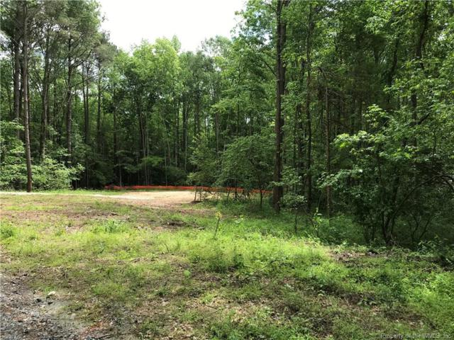 00 Beaver Drive, Gloucester, VA 23061 (MLS #1902062) :: Chantel Ray Real Estate