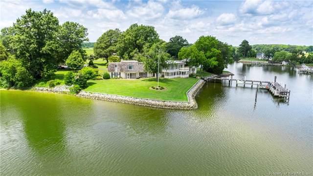 493 Dividing Creek Lane, Kilmarnock, VA 22482 (MLS #1902309) :: Chantel Ray Real Estate