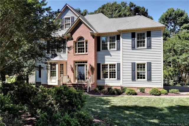 100 Mill Stream Way, Williamsburg, VA 23185 (MLS #1902438) :: Chantel Ray Real Estate