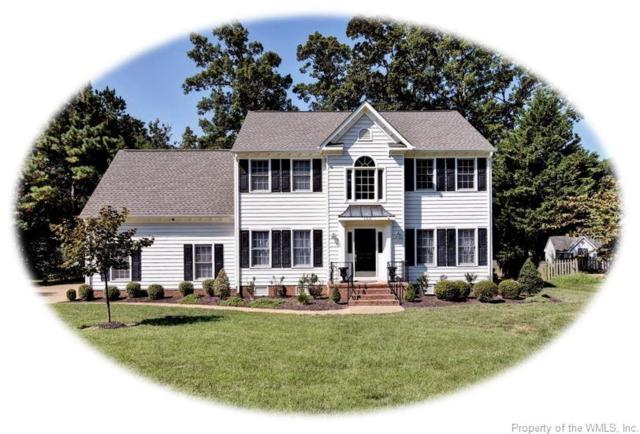 163 Lakewood Drive, Williamsburg, VA 23185 (MLS #1902539) :: Chantel Ray Real Estate