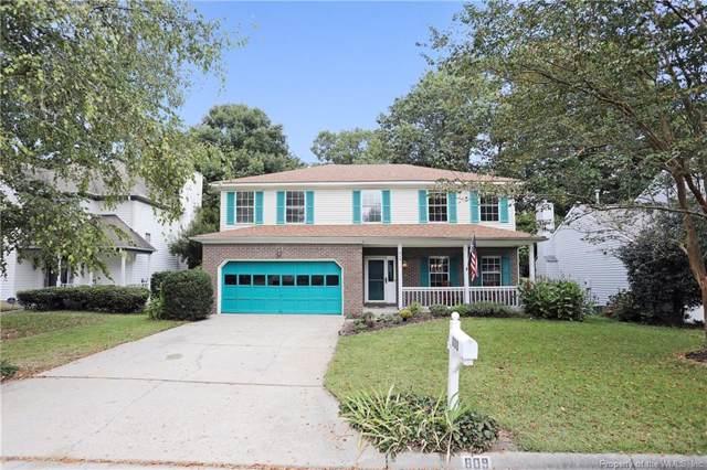 809 Mccrae Drive, Newport News, VA 23608 (MLS #1902573) :: Chantel Ray Real Estate