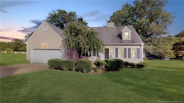 109 Crescent Drive, Williamsburg, VA 23188 (MLS #1902584) :: Chantel Ray Real Estate