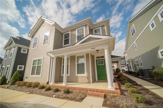 4802 Promenade Lane 48-02, Williamsburg, VA 23185 (MLS #1902626) :: Chantel Ray Real Estate