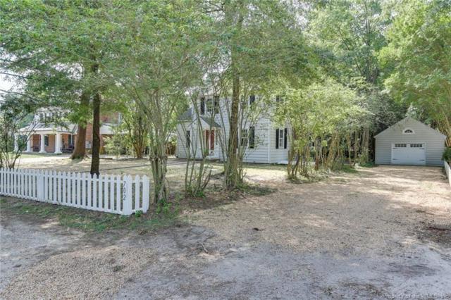 702 Jamestown Road, Williamsburg, VA 23185 (MLS #1902659) :: Howard Hanna