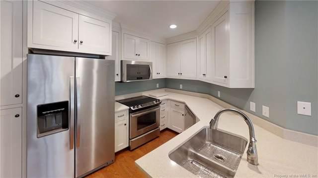 229 Woodmere Drive D, Williamsburg, VA 23185 (MLS #1903338) :: Chantel Ray Real Estate