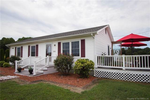 365 White Hall Road, Lancaster, VA 22503 (MLS #1903406) :: Chantel Ray Real Estate