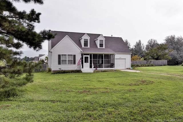 219 Loch Haven Drive, Williamsburg, VA 23188 (MLS #1903450) :: Howard Hanna