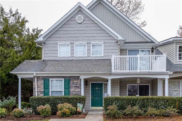 223 Claiborne Drive, Williamsburg, VA 23185 (MLS #1903717) :: Chantel Ray Real Estate
