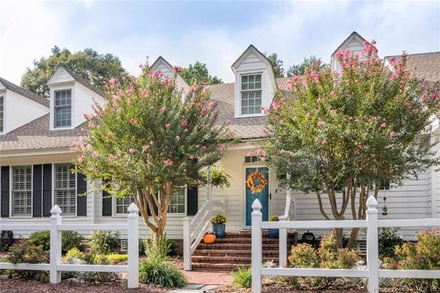 114 Par Drive, Williamsburg, VA 23188 (MLS #1903769) :: Chantel Ray Real Estate