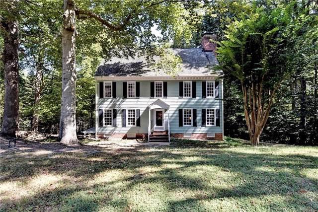 228 Richard Brewster, Williamsburg, VA 23185 (MLS #1903913) :: Howard Hanna