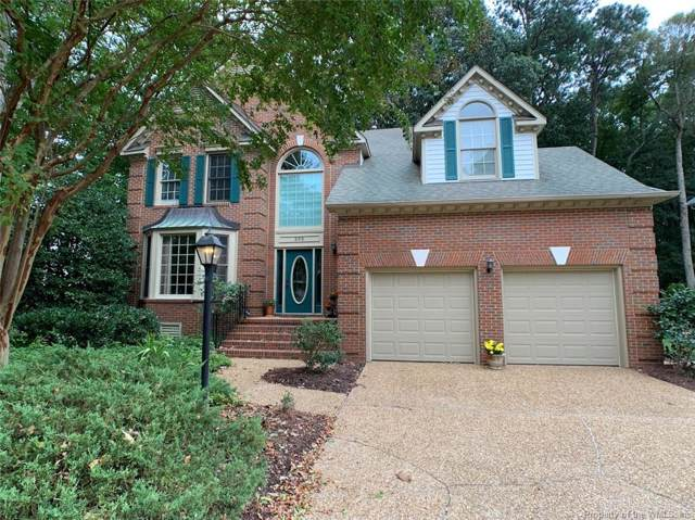 203 Rock Creek Court, Yorktown, VA 23693 (MLS #1904063) :: Howard Hanna