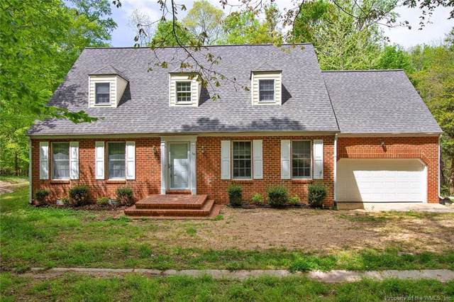 132 Bowstring Drive, Williamsburg, VA 23185 (MLS #1904092) :: Howard Hanna