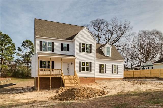144 Reflection Drive, Williamsburg, VA 23188 (MLS #1904114) :: Chantel Ray Real Estate