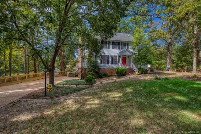 3308 Ash View, Williamsburg, VA 23185 (MLS #1904139) :: Chantel Ray Real Estate