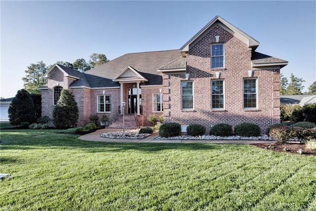 3 Rivercrest Drive, Poquoson, VA 23662 (MLS #1904145) :: Chantel Ray Real Estate