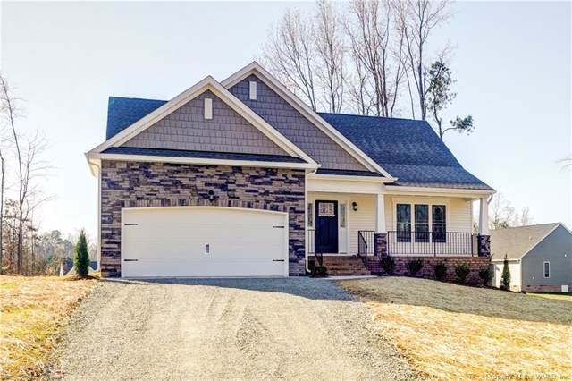 5805 Stingray Point Boulevard, New Canton, VA 23124 (MLS #1904265) :: Chantel Ray Real Estate