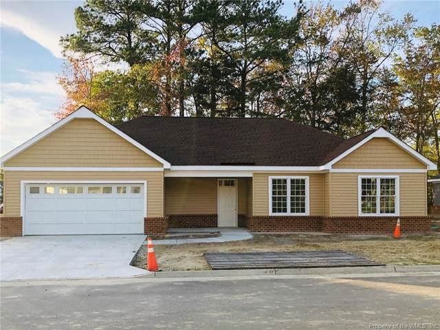133 Westville Landing, Mathews, VA 23109 (MLS #1904562) :: Chantel Ray Real Estate