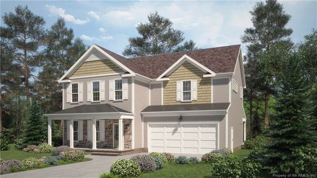 1419 Waltham Lane, Newport News, VA 23608 (MLS #1904737) :: Chantel Ray Real Estate
