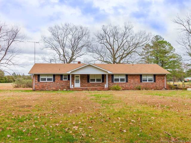 865 Tick Neck Road, Foster, VA 23056 (MLS #1904771) :: Chantel Ray Real Estate
