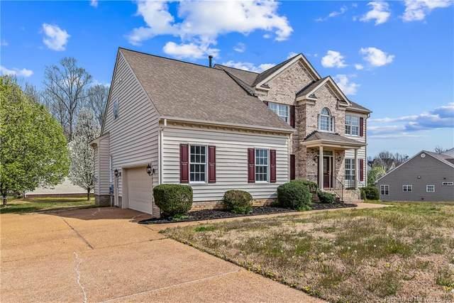 8447 Ashington Way, Williamsburg, VA 23188 (MLS #1904821) :: Chantel Ray Real Estate