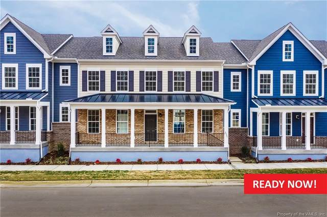3937 Northridge Street 33-130, Williamsburg, VA 23185 (MLS #2000067) :: Chantel Ray Real Estate