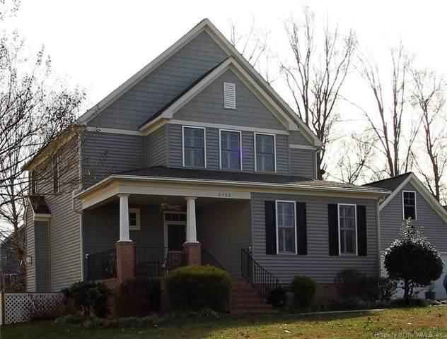 6760 Mann Avenue, Gloucester, VA 23061 (MLS #2000193) :: Chantel Ray Real Estate