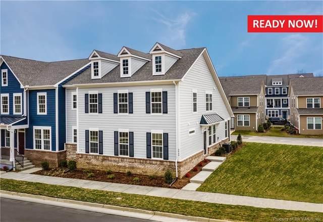 3949 Northridge Street 33-128, Williamsburg, VA 23185 (MLS #2000394) :: Chantel Ray Real Estate