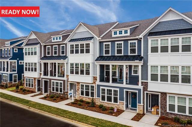 3927 Prospect Street #44, Williamsburg, VA 23185 (MLS #2000409) :: Chantel Ray Real Estate