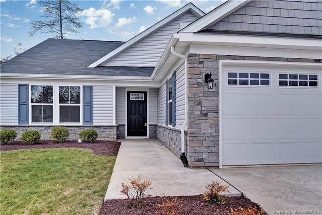 107 Peppergrass Court, Williamsburg, VA 23188 (MLS #2000419) :: Chantel Ray Real Estate