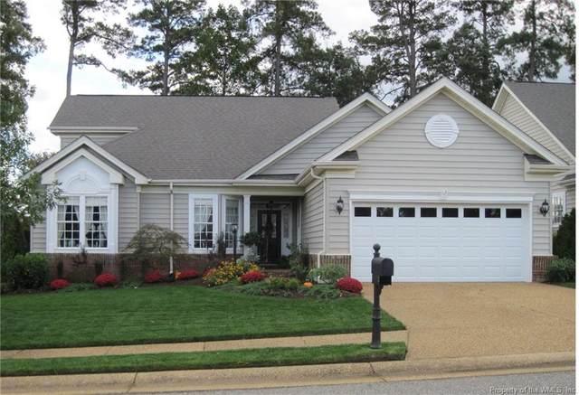 6831 Arthur Hills Drive, Williamsburg, VA 23188 (MLS #2000499) :: Chantel Ray Real Estate