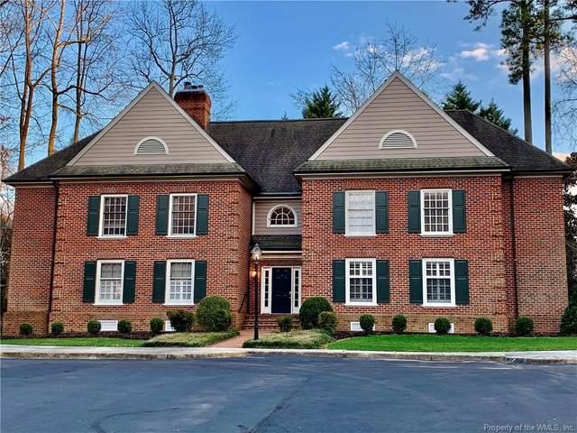 217 Woodmere Drive D, Williamsburg, VA 23185 (MLS #2000538) :: Chantel Ray Real Estate