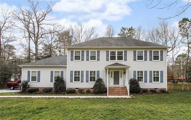3523 Cary Road, Quinton, VA 23141 (MLS #2000555) :: Chantel Ray Real Estate