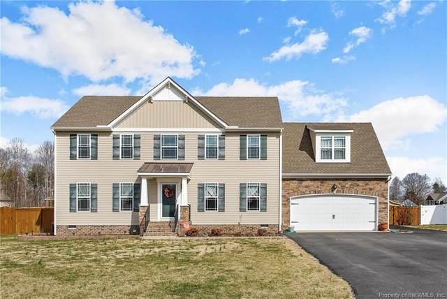 5810 Mako Road, New Kent, VA 23124 (MLS #2000572) :: Chantel Ray Real Estate
