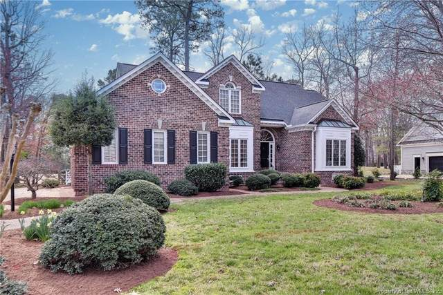 2064 Hornes Lake Road, Williamsburg, VA 23185 (MLS #2000802) :: Chantel Ray Real Estate