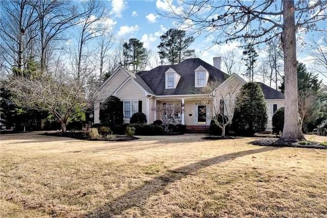 144 Heritage Pointe, Williamsburg, VA 23188 (MLS #2001067) :: Chantel Ray Real Estate