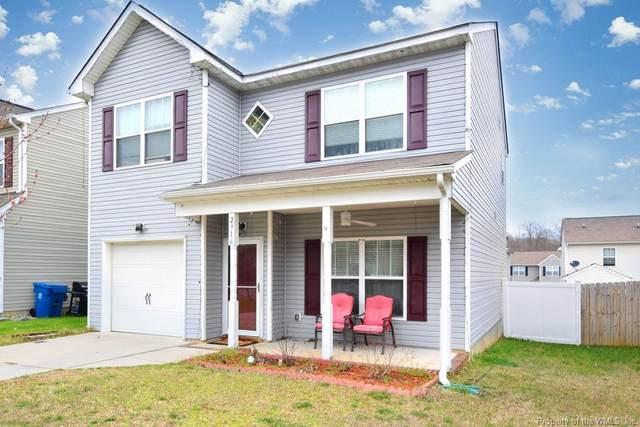 2916 Snuggles Court, Toano, VA 23168 (MLS #2001110) :: Chantel Ray Real Estate