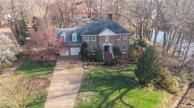 238 Lakewood Park Drive, Newport News, VA 23602 (MLS #2001158) :: Chantel Ray Real Estate