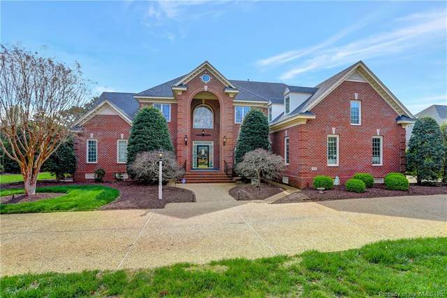 113 W Landing, Williamsburg, VA 23185 (MLS #2001205) :: Chantel Ray Real Estate