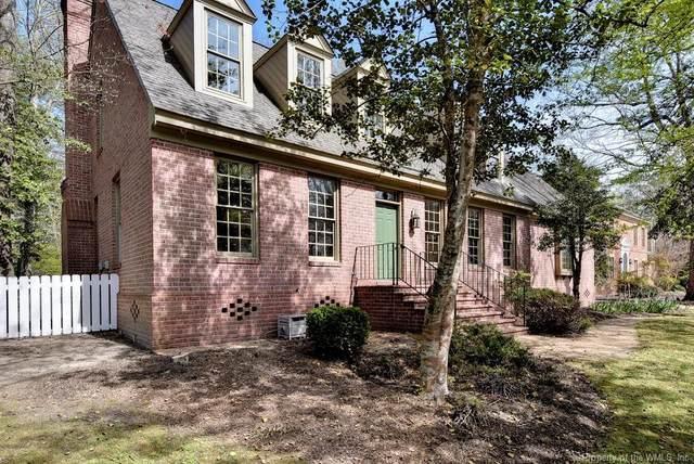 103 Gullane, Williamsburg, VA 23188 (MLS #2001316) :: Chantel Ray Real Estate