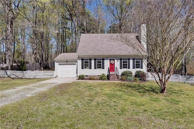 6213 Adams Hunt Drive, Williamsburg, VA 23188 (MLS #2001333) :: Chantel Ray Real Estate