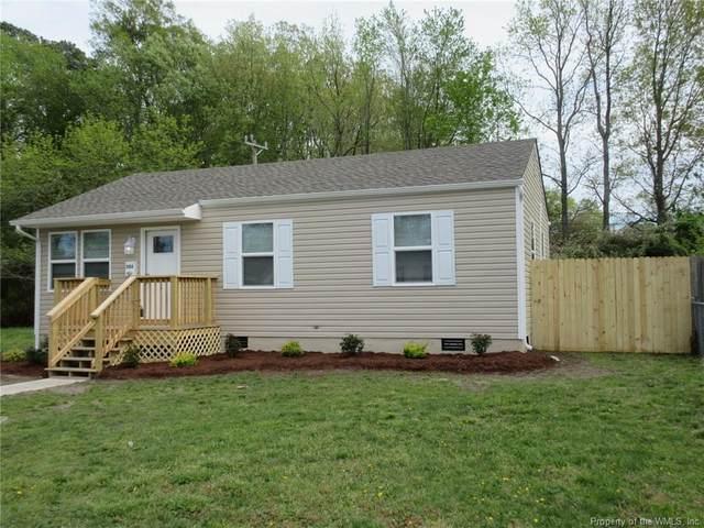 502 Woodfin Road, Newport News, VA 23601 (MLS #2001405) :: Chantel Ray Real Estate