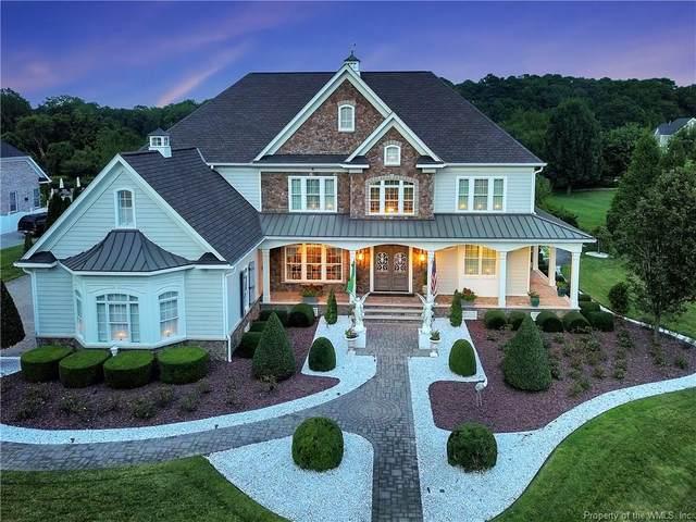 106 Taylor Farm Lane, Yorktown, VA 23693 (#2003640) :: Abbitt Realty Co.