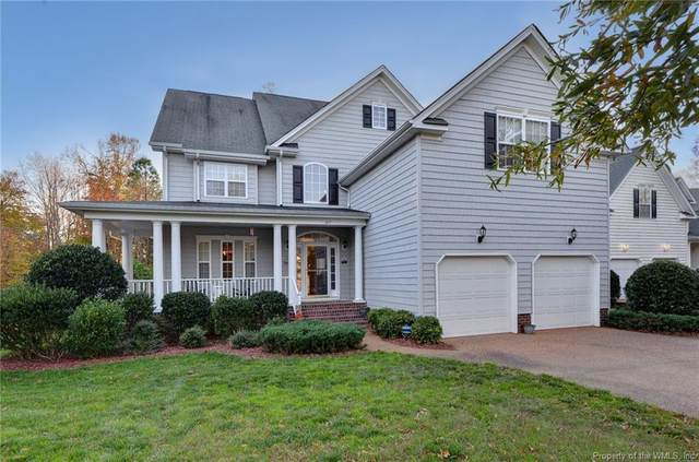 107 Clipper Court, Williamsburg, VA 23185 (#2004889) :: The Bell Tower Real Estate Team
